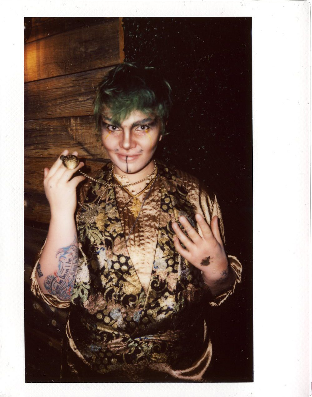 Young Jude grew up in a small Wyoming town, where they were one of the only queer individuals around. They relocated to Utah in 2014, discovered the drag community and began experimenting with gender expression. Photo: ThatGuyGil