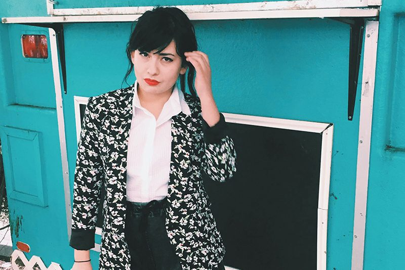 Bianca Velasquez. Photo: Alethia Rodriguez