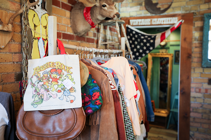 Filling the Void: Vintage, Art and Music at VOID MRKT