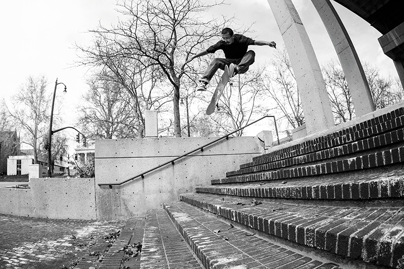 Skate Photo Feature: Jordan Vigil