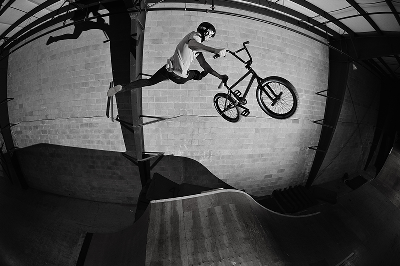 BMX Photo Feature: Tristan Cooper