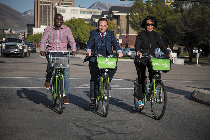 GREENbike for Clean Air: SLC's Bike-share Program