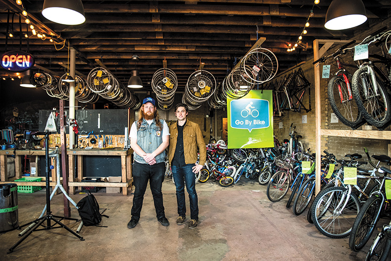The Provo Bicycle Collective Rolls On