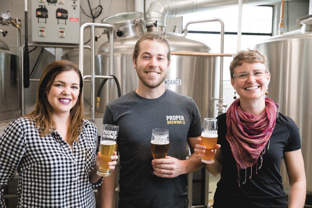 Proper Brewing Company: The Nerdiest Brewery in Utah