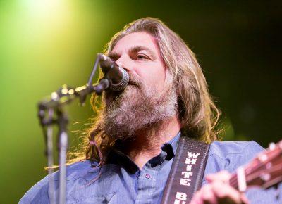 Country folk rock musician Jake Smith of White Buffalo. Photo: Lmsorenson.net