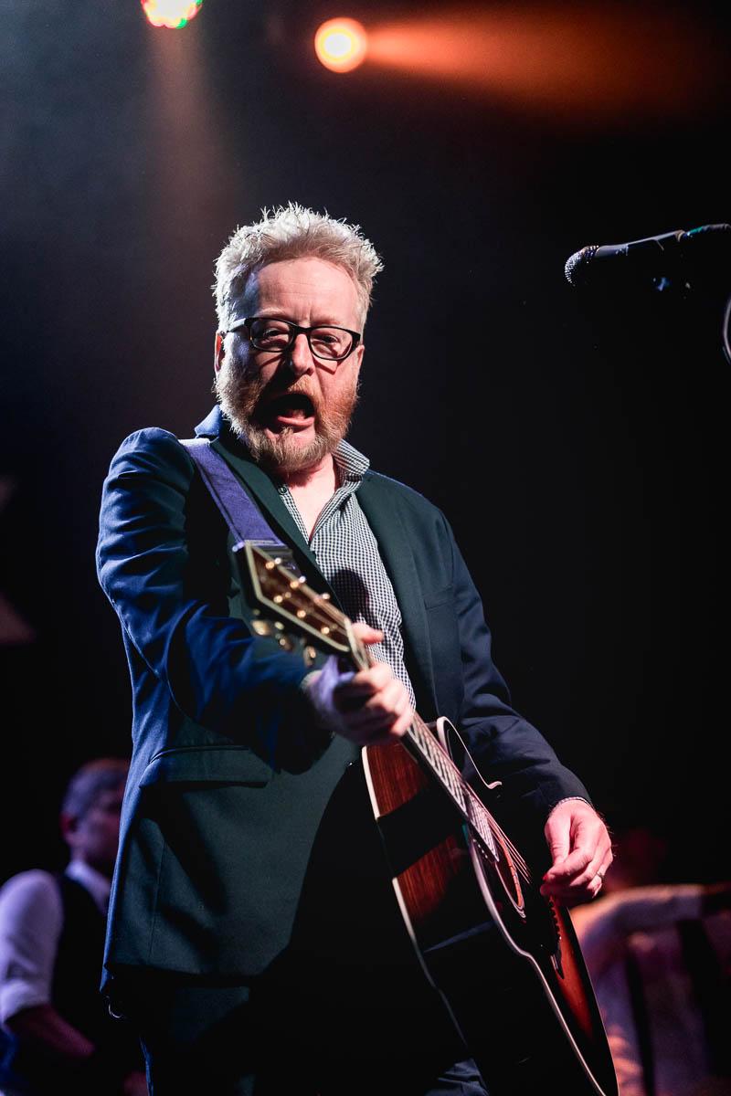 Dave King, lead singer for Flogging Molly. Photo: Lmsorenson.net