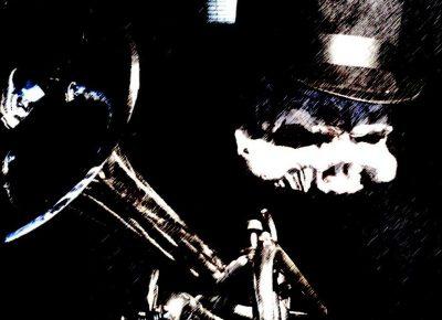 ALIENWOLF | Self-titled | Self-Released