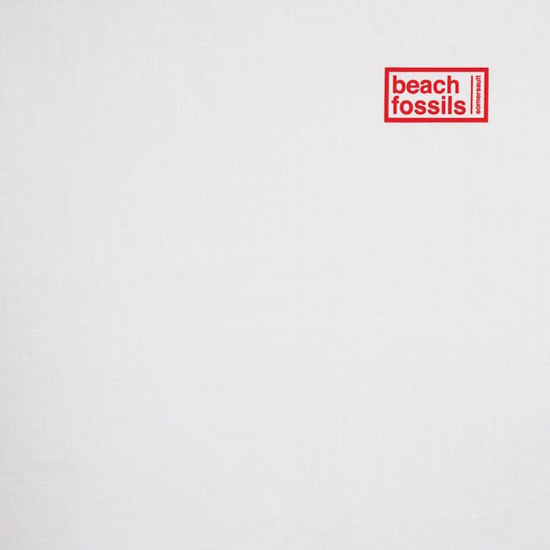 Review: Beach Fossils – Somersault