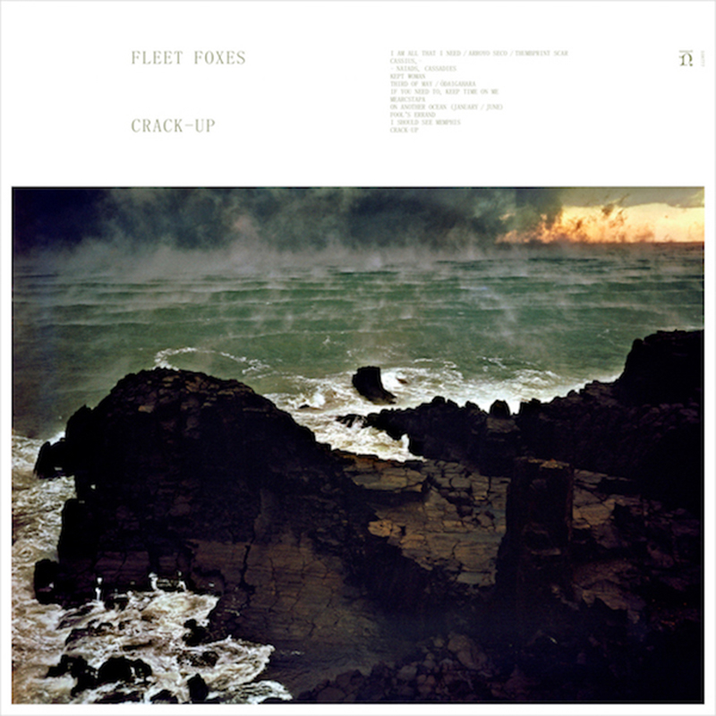 Review: Fleet Foxes – Crack-Up