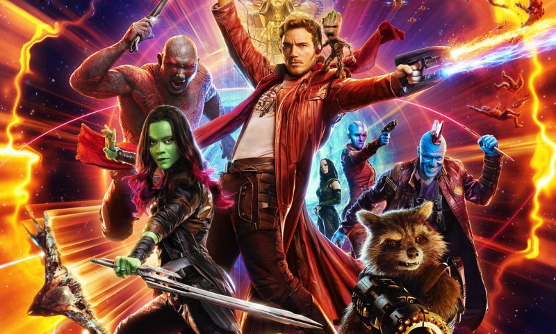 Guardians of the Galaxy Vol. 2   James Gunn   Marvel Studios/Walt Disney Pictures
