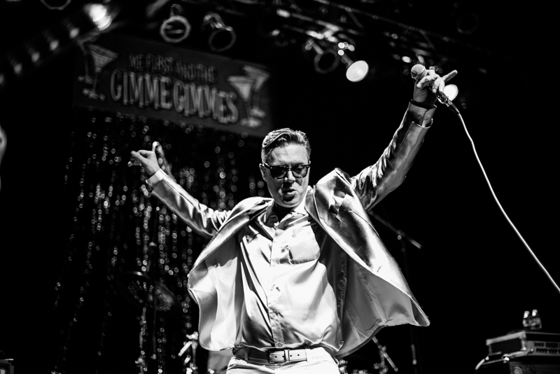Me First and the Gimme Gimmes @ The Depot 05.06 with together PANGEA, Kid Congo & The Pink Monkey Birds
