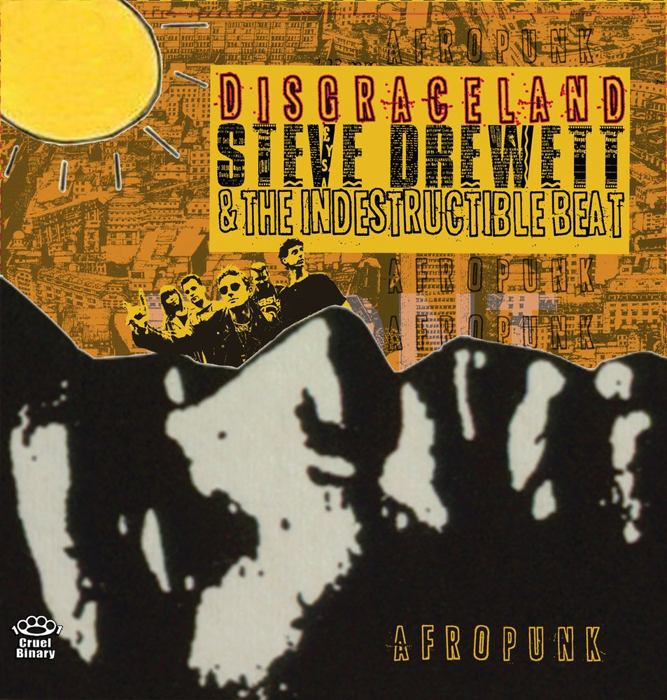 Review: Steve Drewett & The Indestructible Beat – Disgraceland