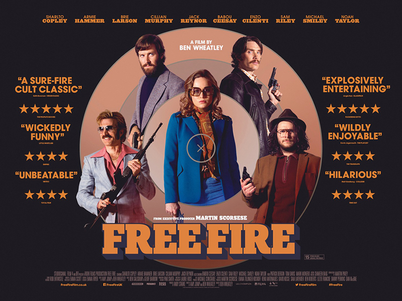Movie Review: Free Fire