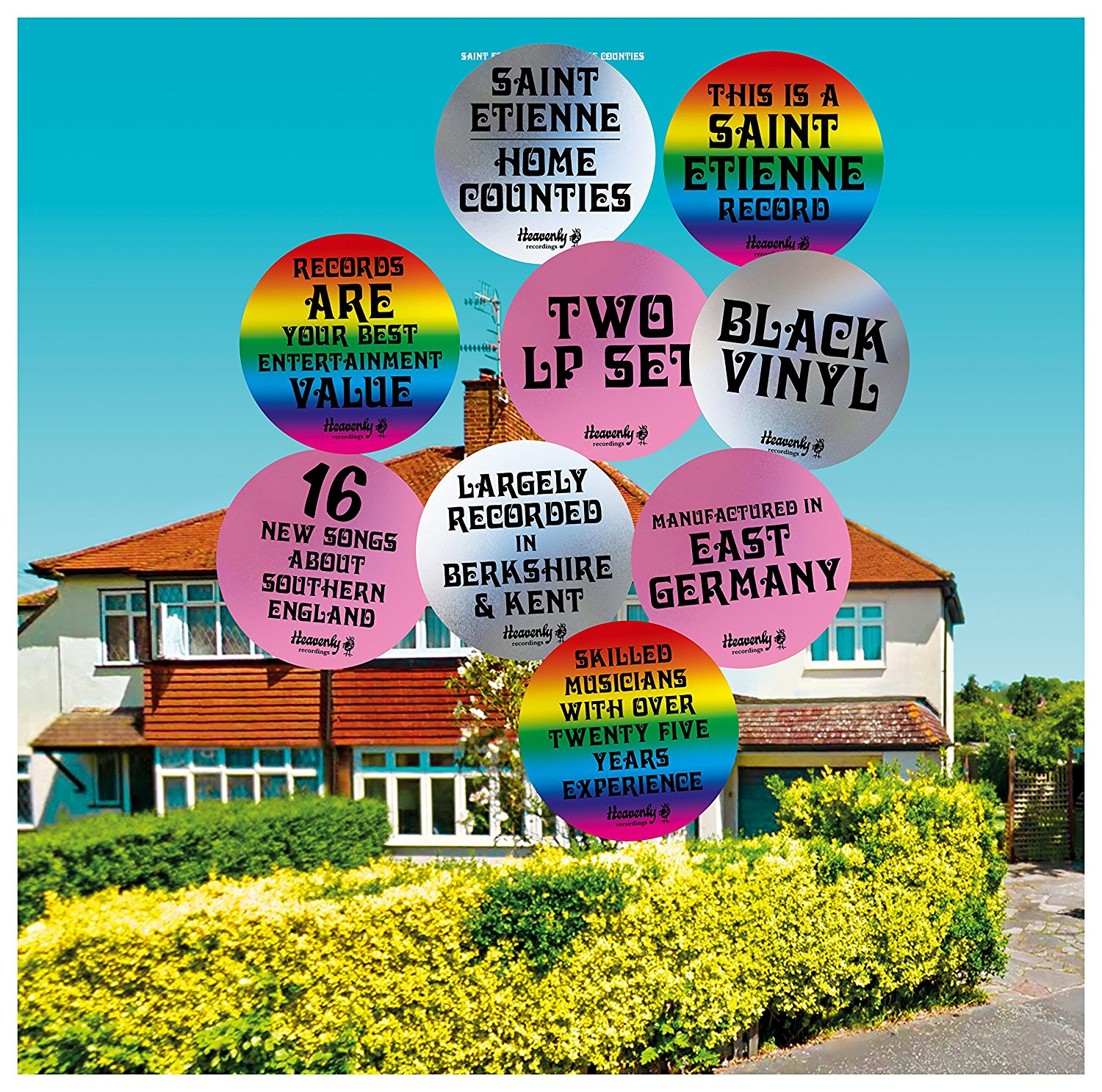 Saint Etienne | Home Counties