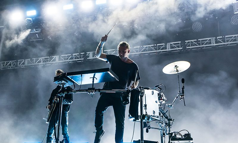Odesza at Bonanza Campout 2017. Photo: ColtonMarsalaPhotography.com