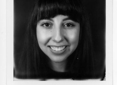Alethia Lunares, @alethialunares. Photo: Nadia Rea Morales