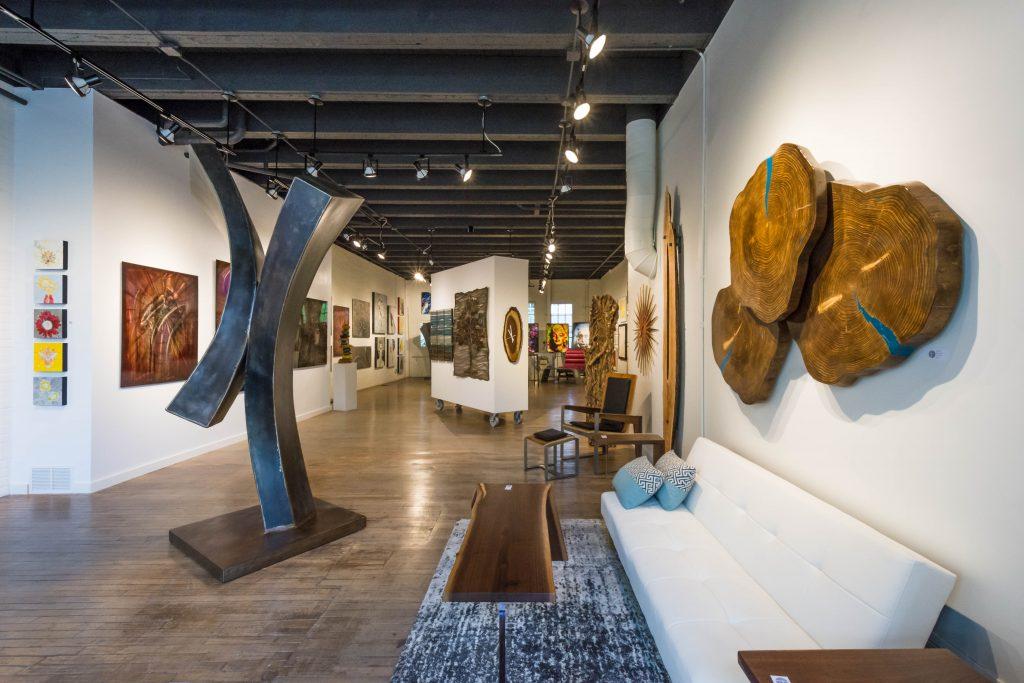 Art Revival: Pierpont Gallery Stroll