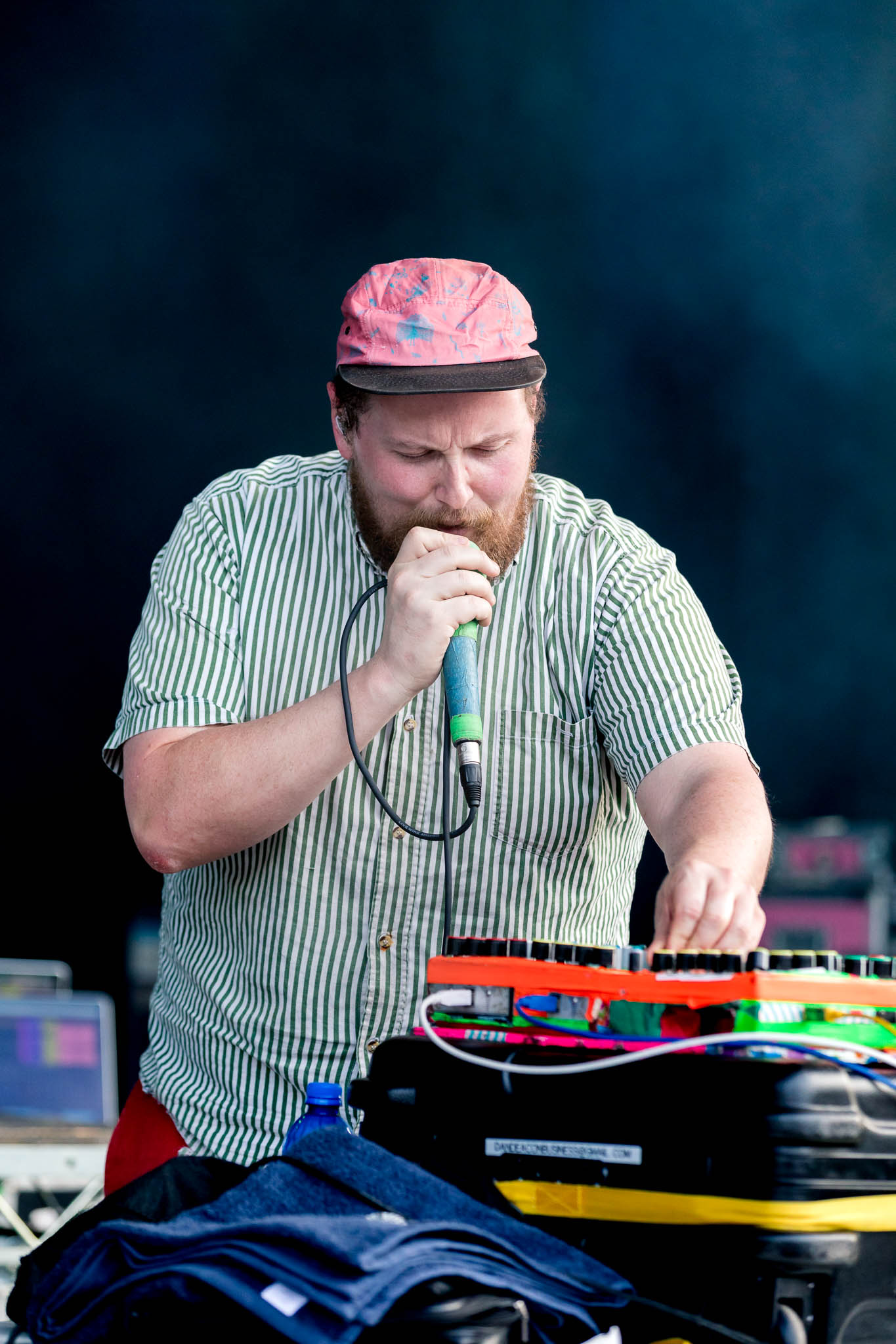 Dan Deacon. Photo: Lmsorenson.net