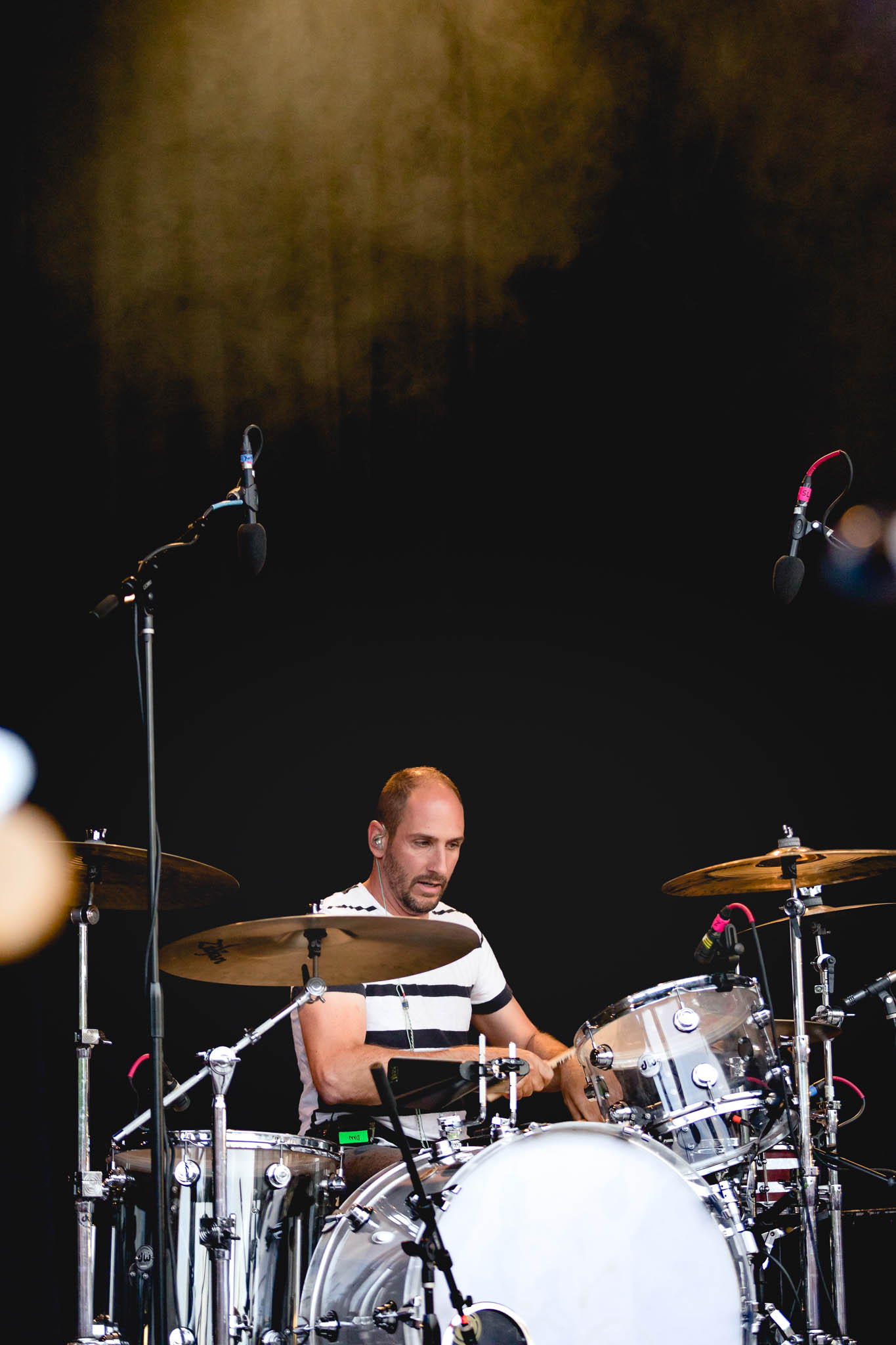 Drummer Dan Konopka. Photo: Lmsorenson.net