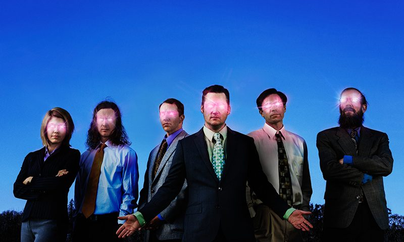 Modest Mouse. Photo: Ben Moon