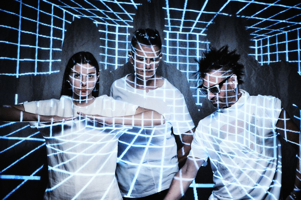 Photo by Paul Rae; Projections by Cloaking US