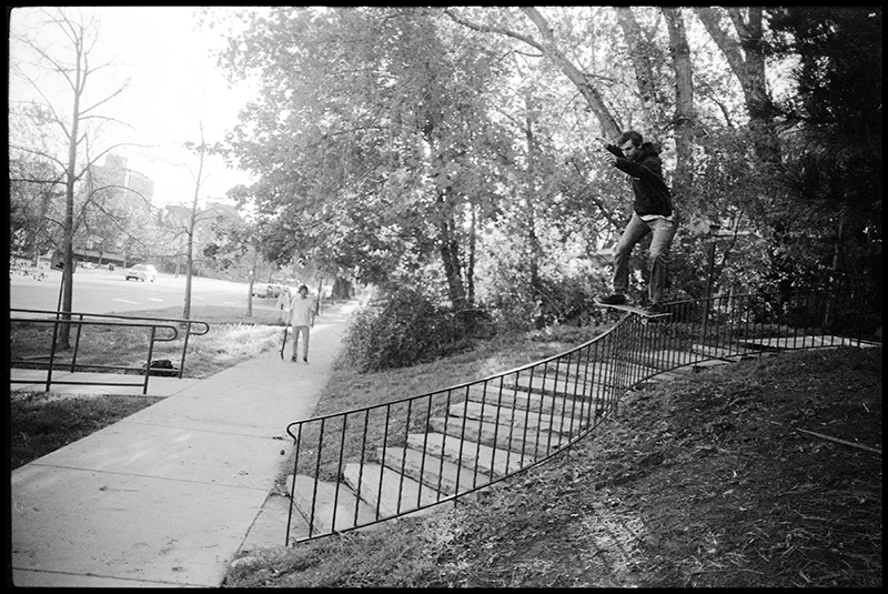 Skate Photo Feature: Jake Flood