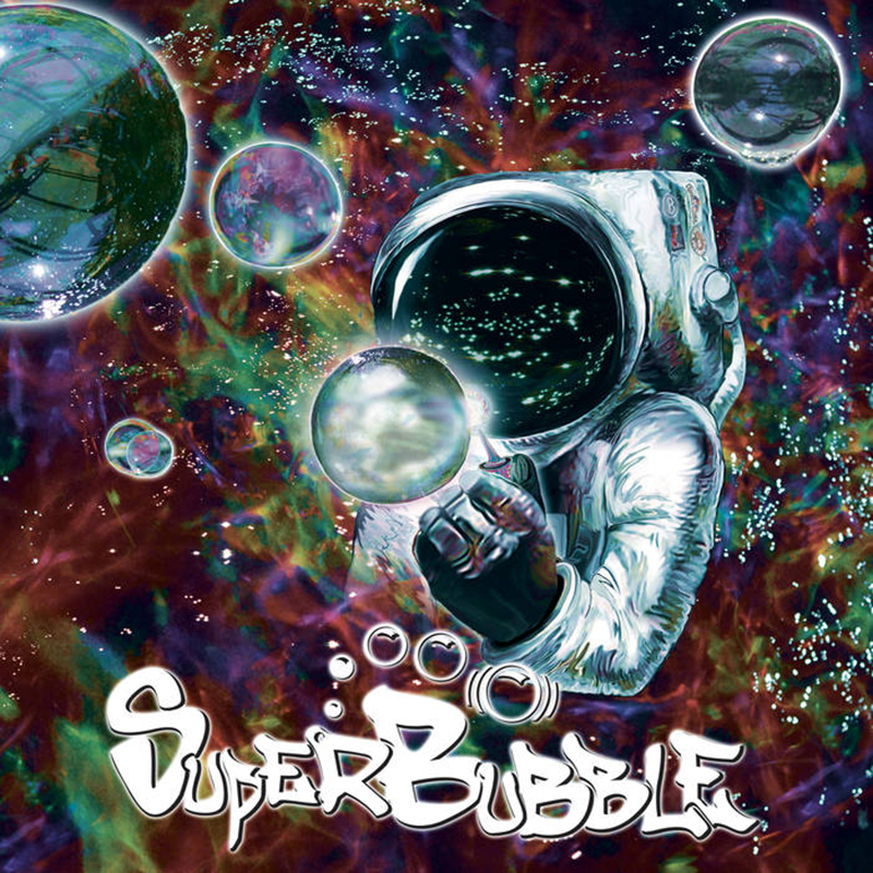 Local Review: Super Bubble – Self-Titled