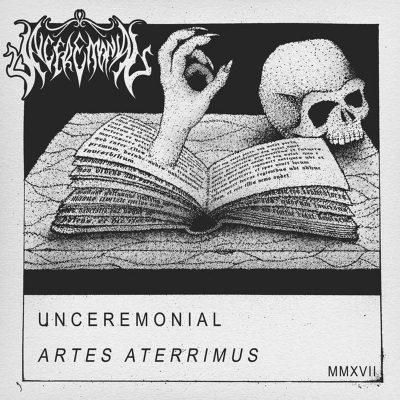 Unceremonial | Artes Aterrimus | Self-Released