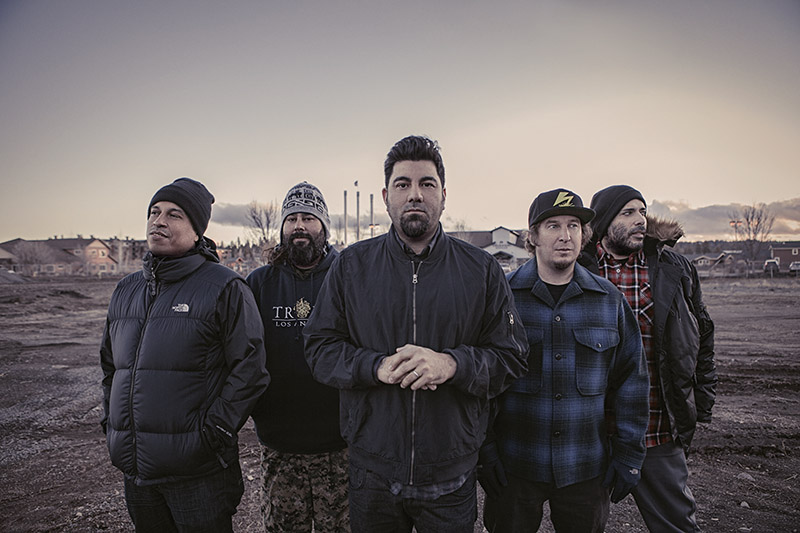 Kickoff Your Summer with Deftones and Rise Against