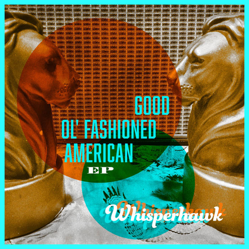 Local Review: Whisperhawk – Good Ol' Fashioned American