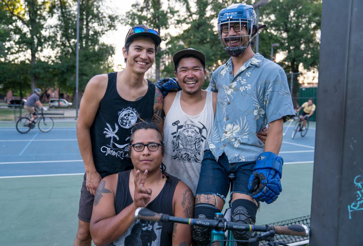 Squad. Photo: Jo Savage // @SavageDangerWolf