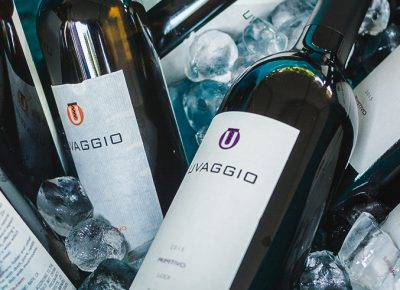 Uvaggio wine was a personal favorite of the night with their refined and delicate balance of sweet and dry reds. Photo: Talyn Sherer
