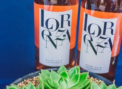 Lorenza wines are the gold standard of rose wine within the California landscape. Photo: Talyn Sherer