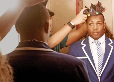 Behind the Curtain: Todrick Hall | Director: Katherine Fairfax Wright | Damn These Heels Film Festival