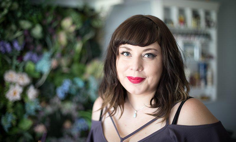Laura Frisk. Photo: John Barkiple