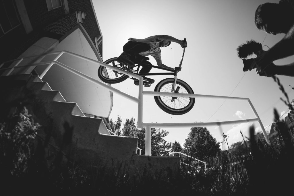 BMX Photo Feature: Skyler Pingree