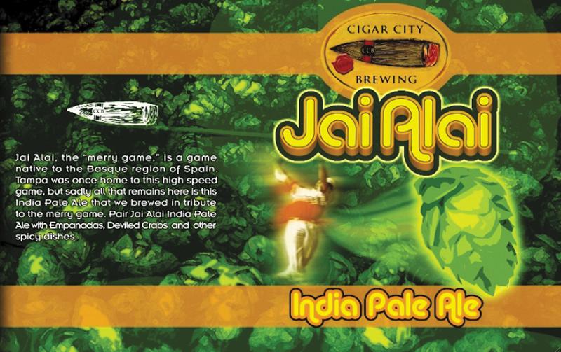 Beer of the Month: Jai Alai