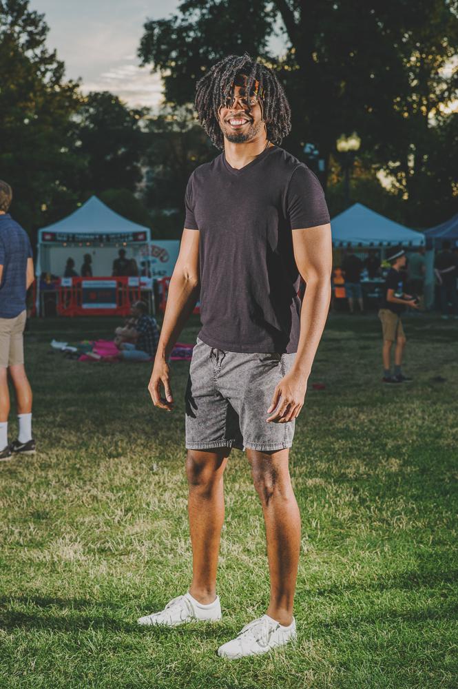 Carlos Batista had a clean and tidy summer look. Photo: @clancycoop
