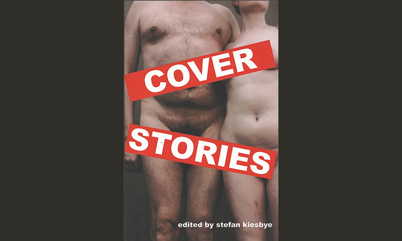 Cover Stories | Stefan Kiesbye | Volt Books