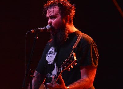 Chris Moinichen of The Delta Bombers. Photo: Andy Fitzgerrell