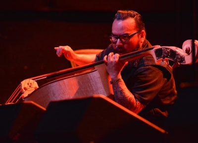 Gregorio Garcia of The Delta Bombers. Photo: Andy Fitzgerrell