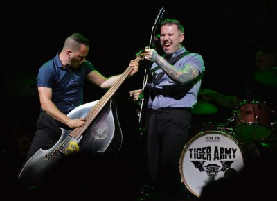 Tiger Army at The Complex on July 8. Photo: Andy Fitzgerrell