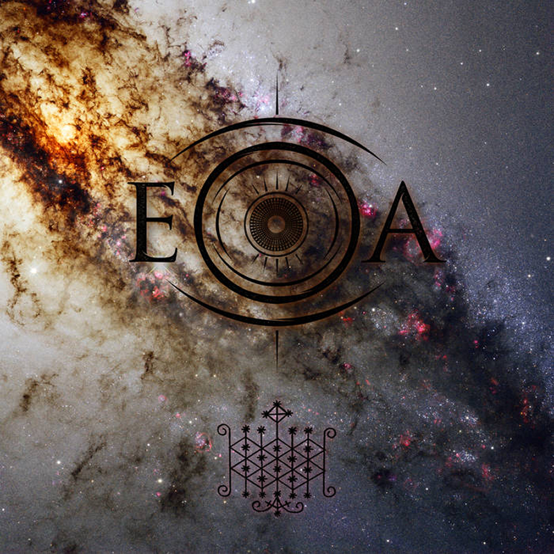Local Review: Eyes of Andromeda – Self-titled