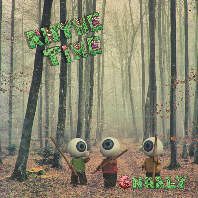 Local Review: Rhyme Time – GNARLY