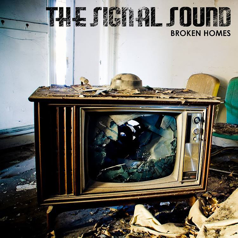 Local Review: The Signal Sound – Broken Homes