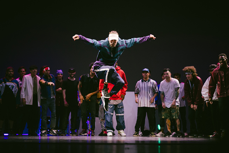 The Bboy Federation – They Reminisce 07.08 @ Rose Wagner Performing Arts Center