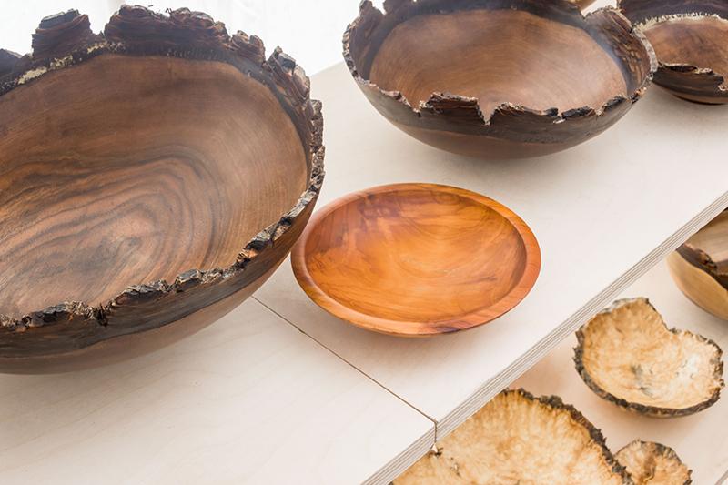 Peck's Vanilla showcases handmade bowls. Photo: @colton_marsala