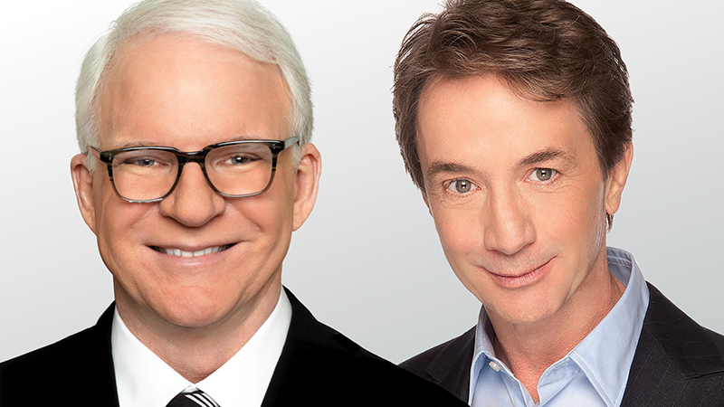 An Evening You Might Forget: Steve Martin & Martin Short @ Eccles Theater 08.27