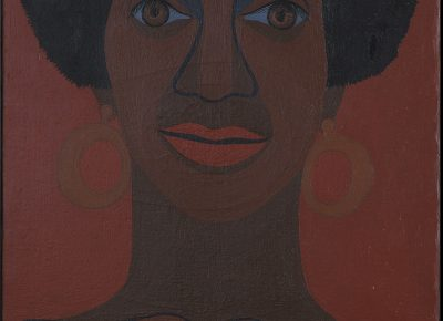 Faith Ringgold, Soul Sister. Image courtesy of the artist and the Utah Museum of Fine Arts