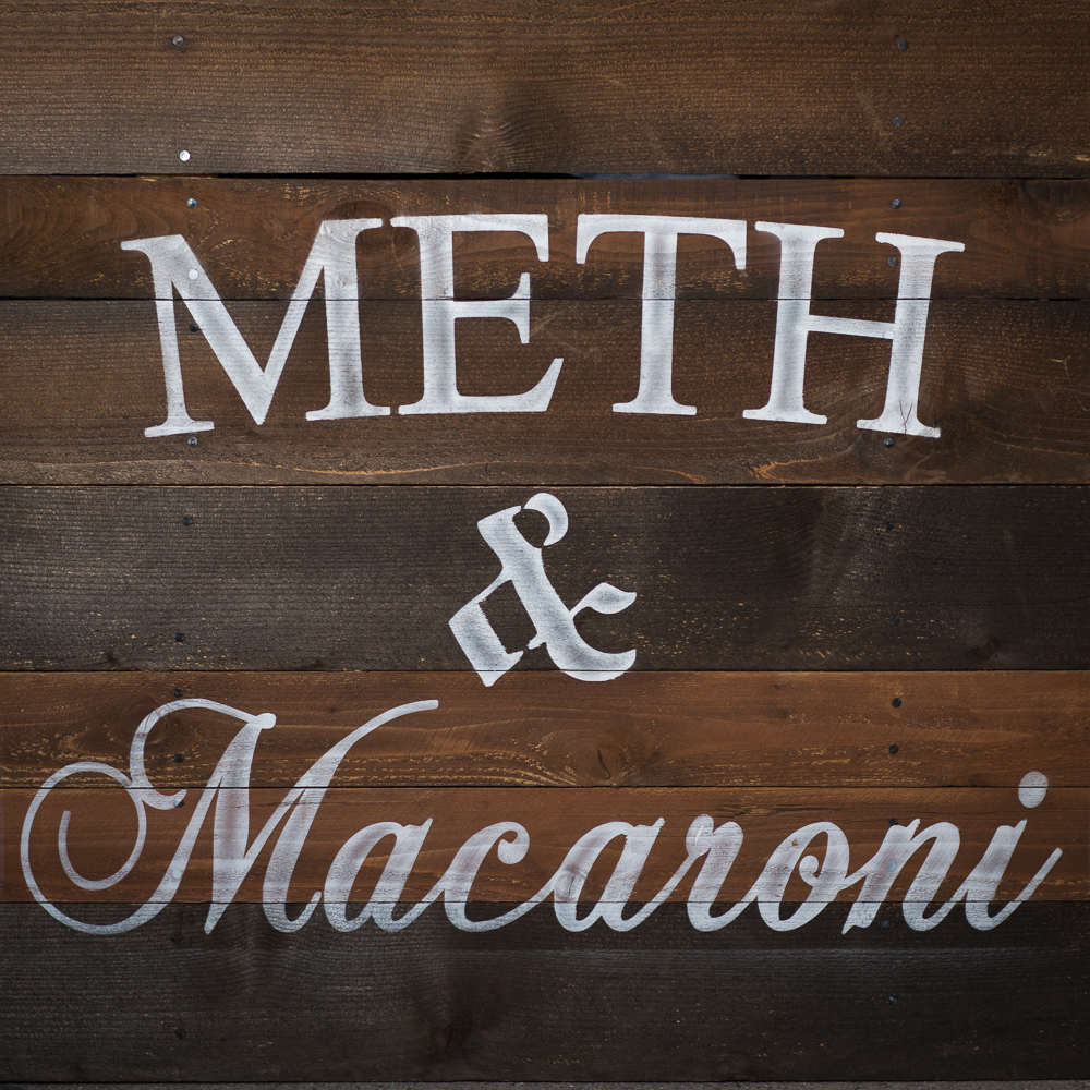 Look for Meth & Macaroni pop-ups throughout the summer. Photo: John Barkiple